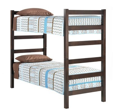 Bunked bed