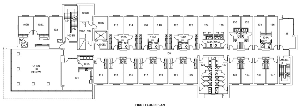Large Laundry Room Floor Plans